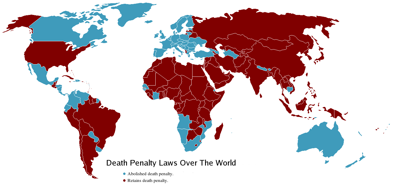 this paper discusses the evolution of the death penalty in the us death penalty