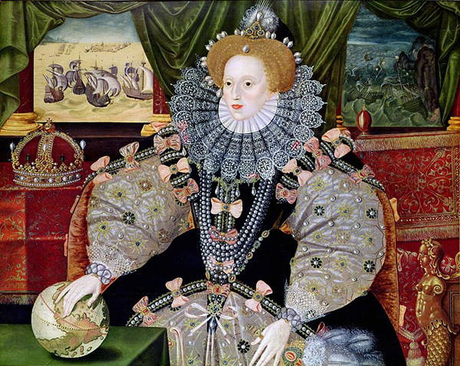 queen elizabeth 1 work