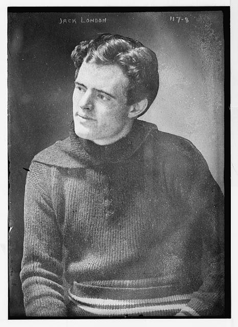Biography of jack london his childhood and rise to succes