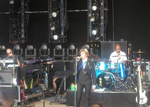 Pleasantville Essay  Writework David Bowie  Band  Area Festival