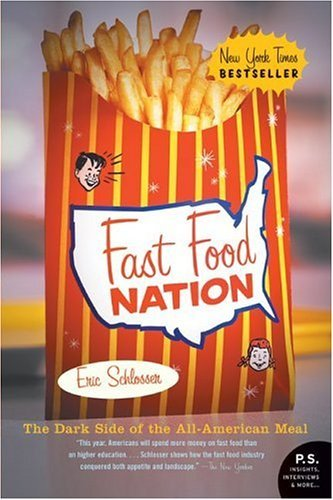 chapter 6 summary fast food nation The fast food companies purchase frozen fries for about 30 cents a pound, reheat them in oil, then sell them for about 6$ a pound pathos - schlosser uses many short stories that appeal to pathos for example when the workers at the greeley went on strike, the company hired scabs, which led to ken monfort to receive death threats.