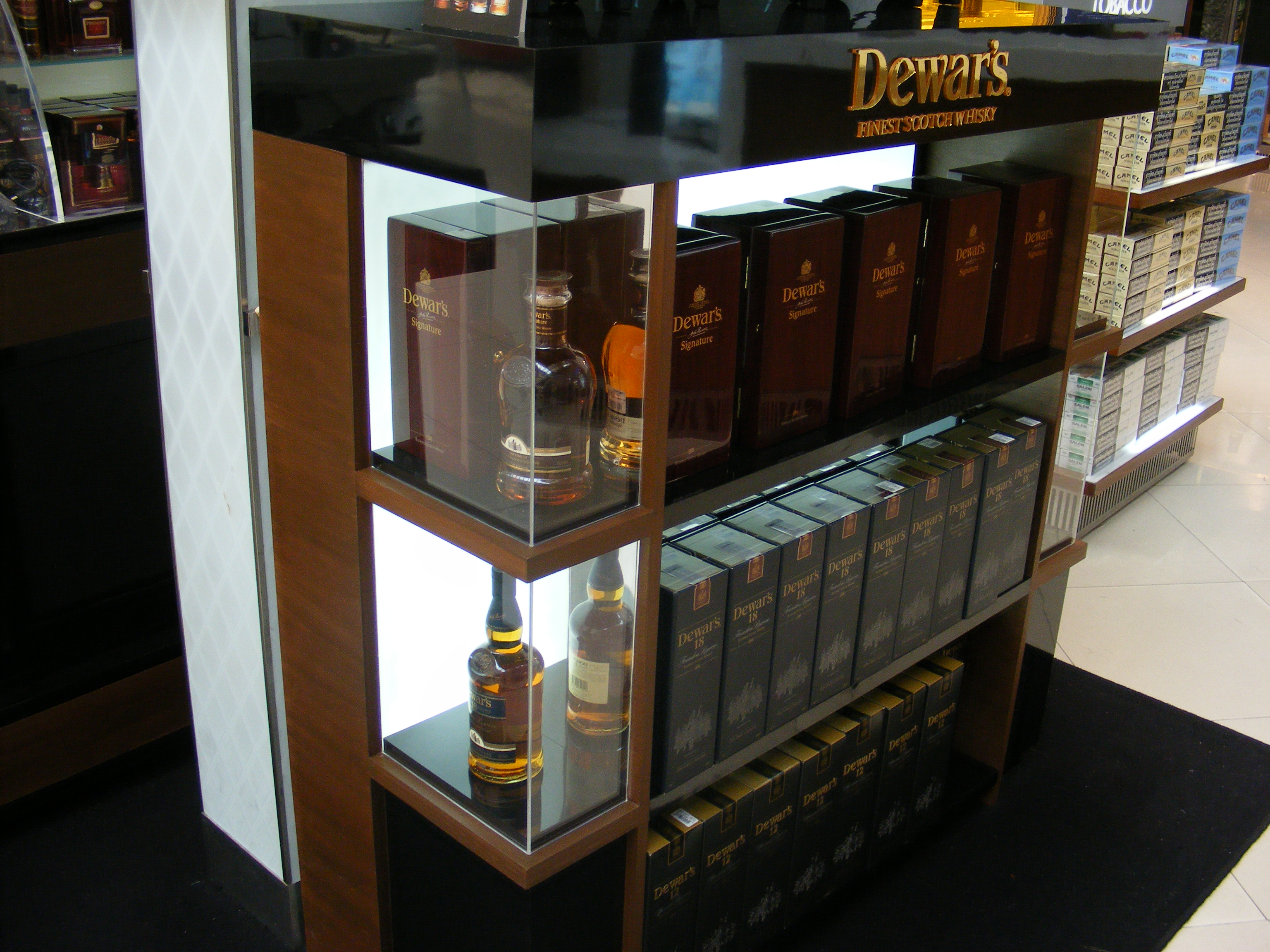 a repositioning of dewars brand Unlike most editing & proofreading services, we edit for everything: grammar, spelling, punctuation, idea flow, sentence structure, & more get started now.
