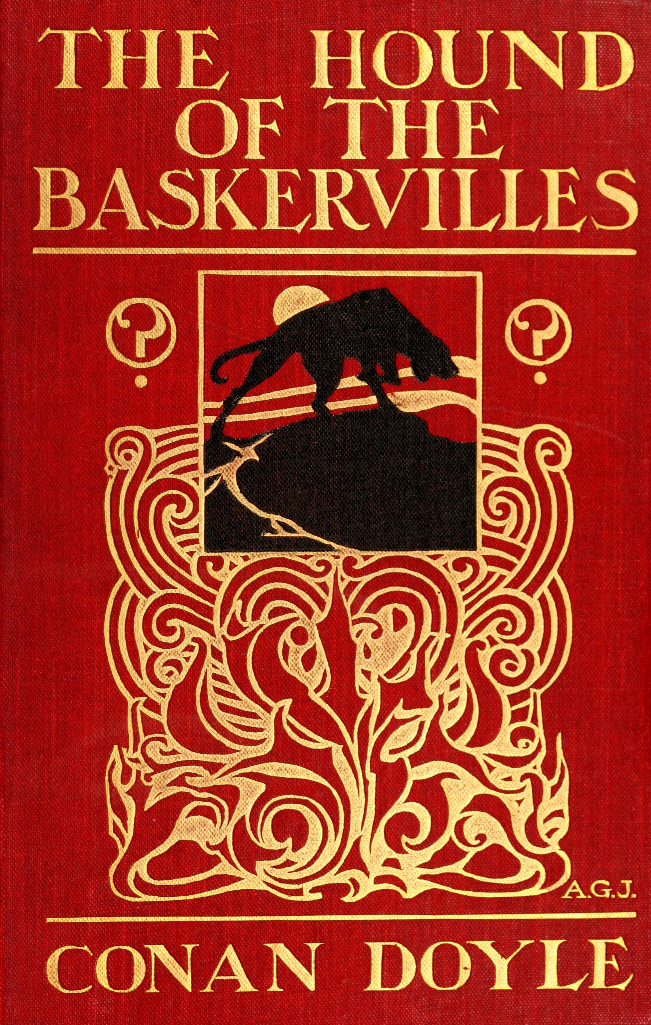 Feminist Criticism Of The Hound Of The Baskervilles WriteWork English Page Scan Cover Hound Baskervilles Arthur Conan Doyl Feminist Criticism Hound Baskervilles