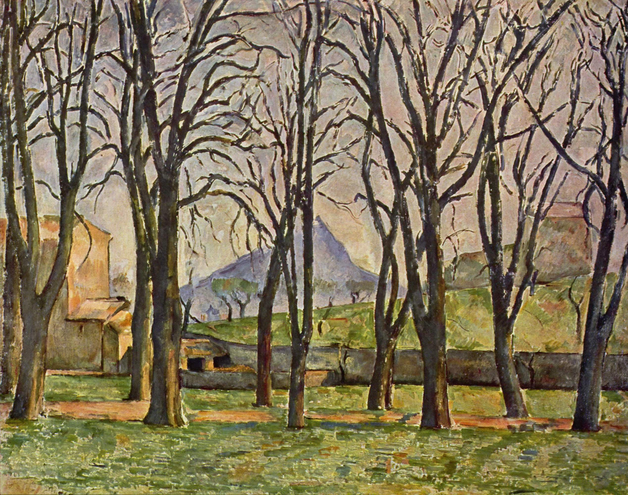 cezanne essay late work List of paintings by paul cézanne jump to navigation jump to search paul cézanne this list of paintings by the french painter paul cézanne is incomplete the.