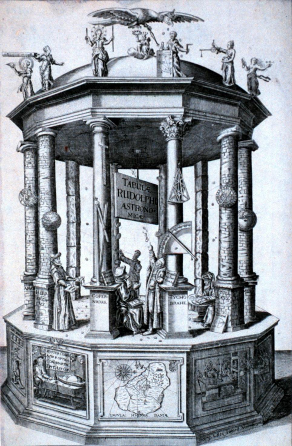 the essay depicts the scientific revolution
