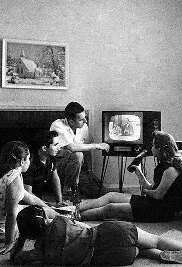 essay television watching