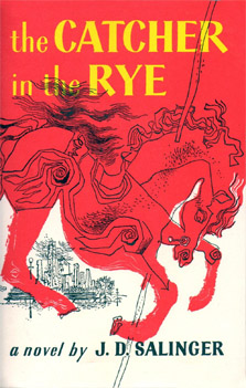 j d salinger s the catcher in the rye this essay is about the  the catcher in the rye