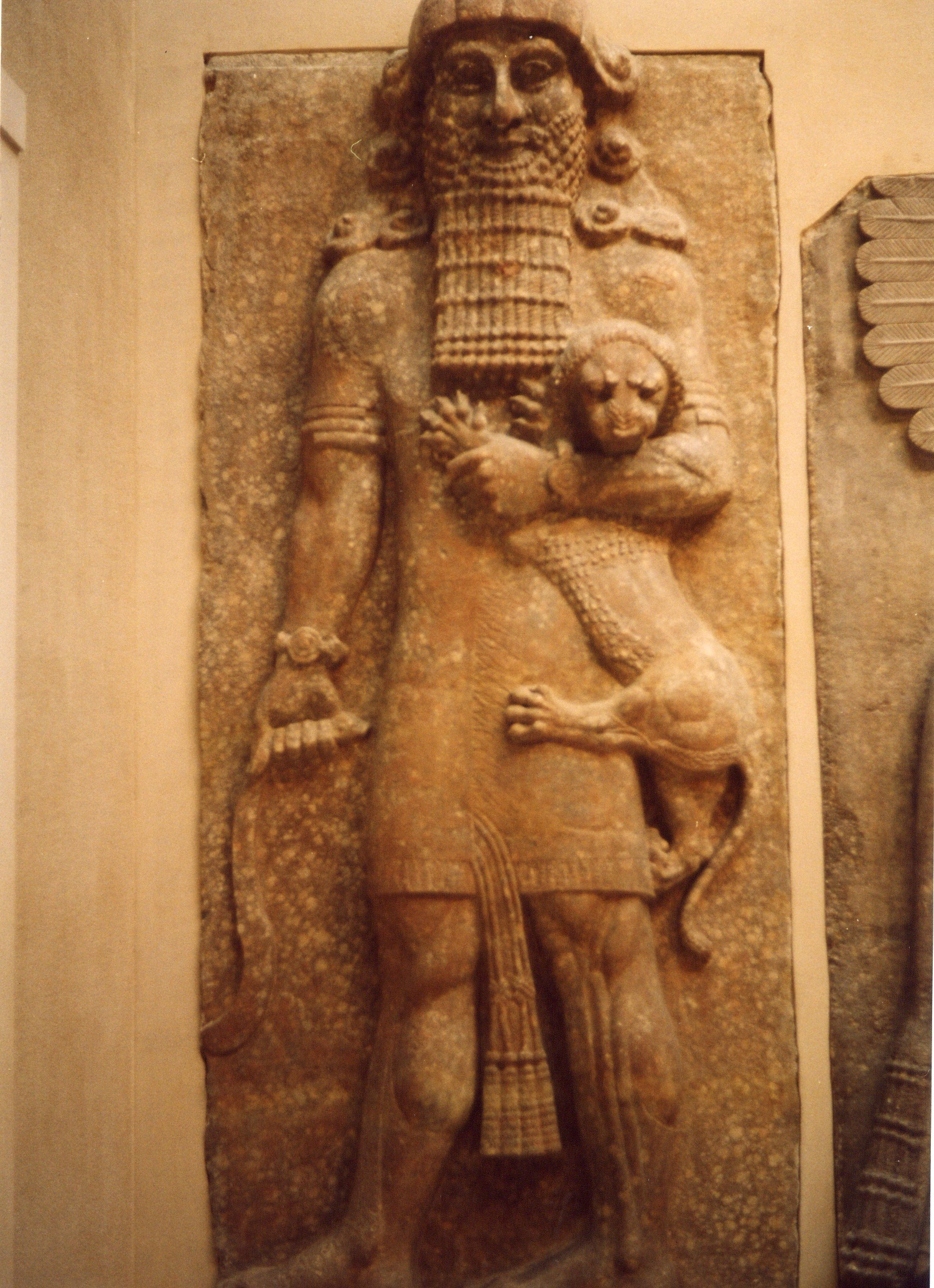 significance of shamhat the epic of gilgamesh  enkidu