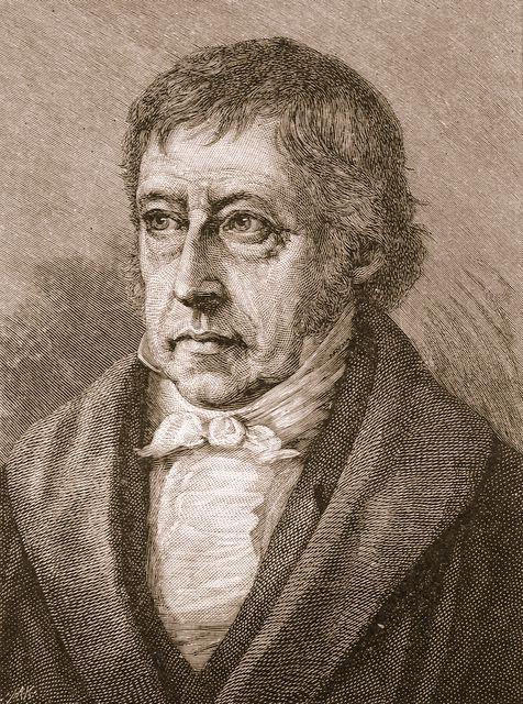 Georg Wilhelm Friedrich Hegel Critical Essays