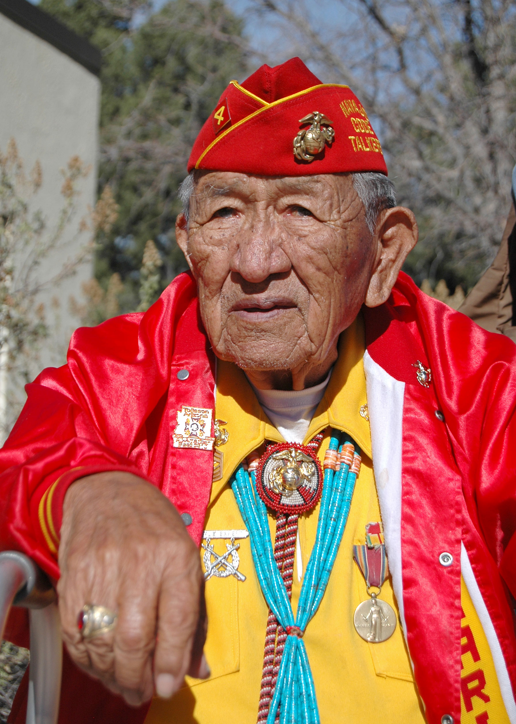 essay on navajo code talkers Today, we have with us three of the thirteen surviving navajo code talkers of  world war ii first, we have fleming begaye fleming begaye is.