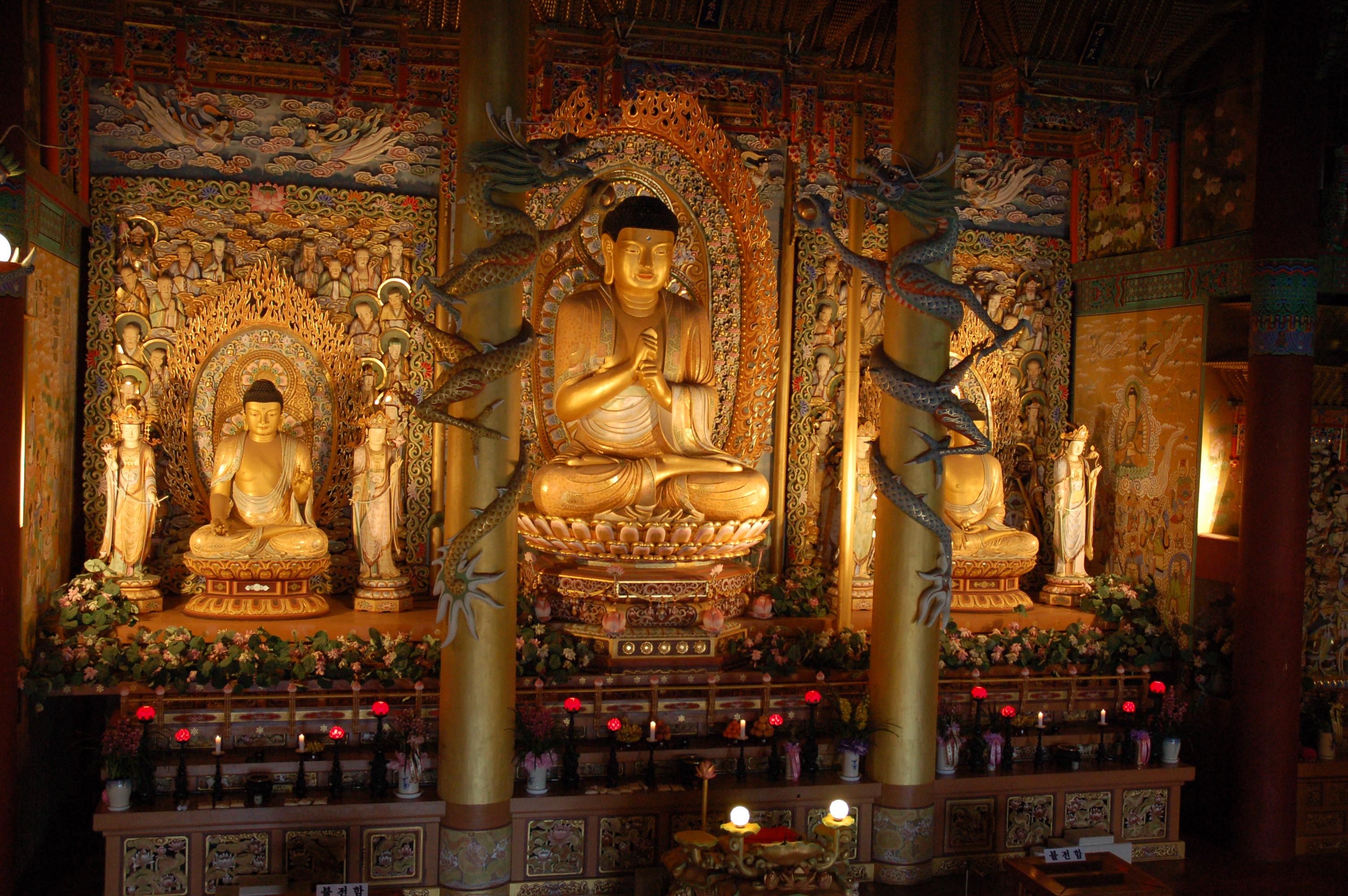 Buddhism term paper