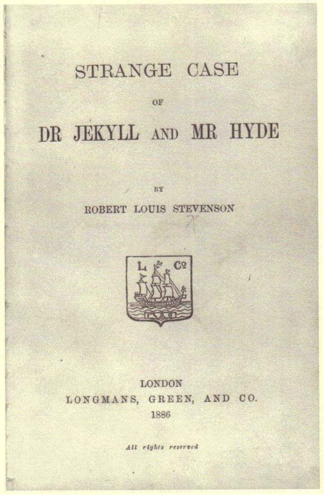 dr. jekyll and mr. hyde essay outline The strange case of dr jekyll and mr hyde is set in 19th century london and tells the story of the respectable dr jekyll and his curious relationship with the violent.