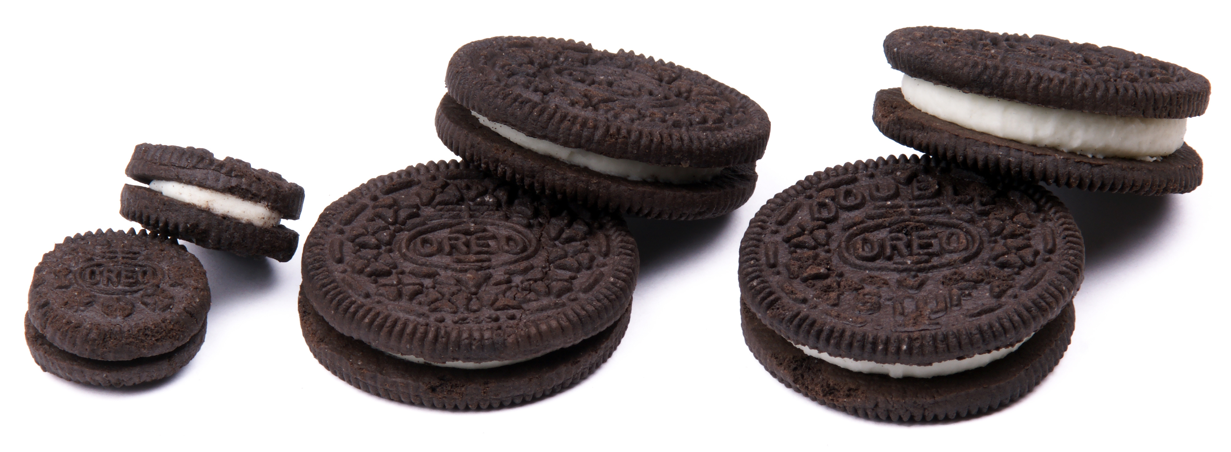 oreo product positioning Mega stuf oreo – released in february 2013, the mega stuf variety is similar to double stuf, but with even more white crème filling they come in both chocolate and golden wafer varieties oreo thins – introduced in 2015, this is a thin version of the original oreo cookie.