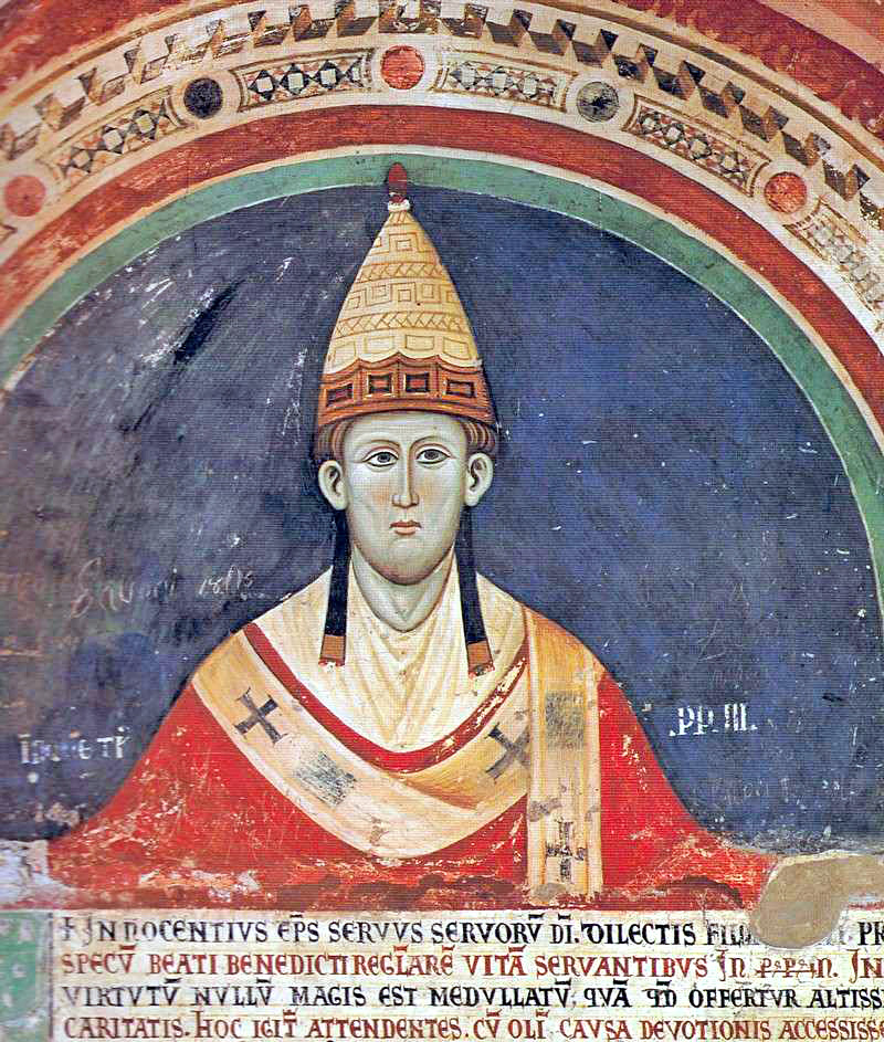 "papal supremacy innocent iii essay Indulgence: indulgence, a  especially innocent iii (reigned 1198  cleverly reporting the ""keen criticisms of the laity,"" he vitiated papal control of the."