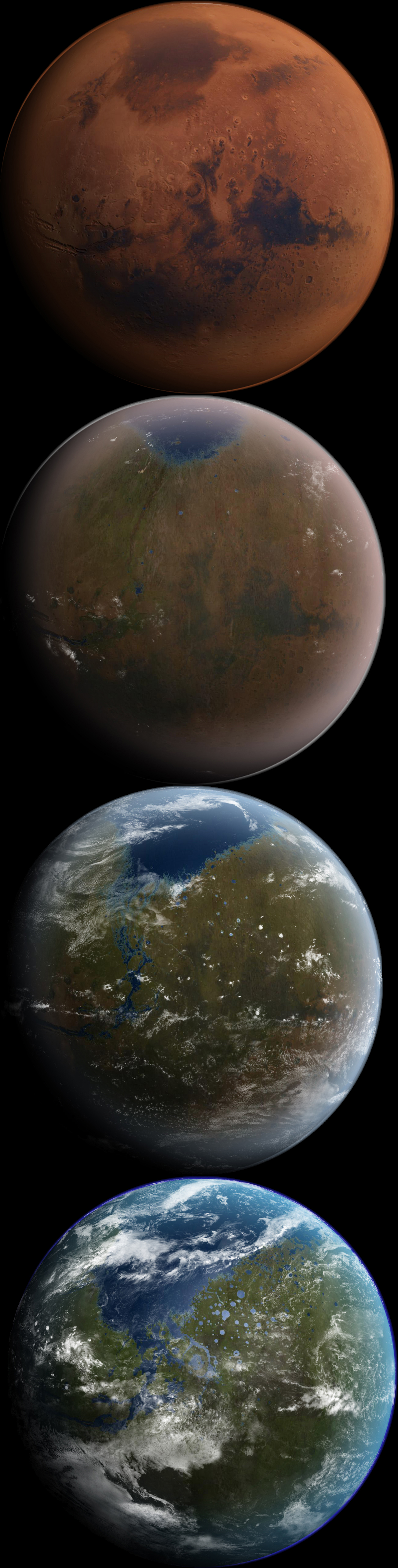 essay on astronomy terraforming mars this essay discusses the possible consequences writework copied from image marstransitionv jpg