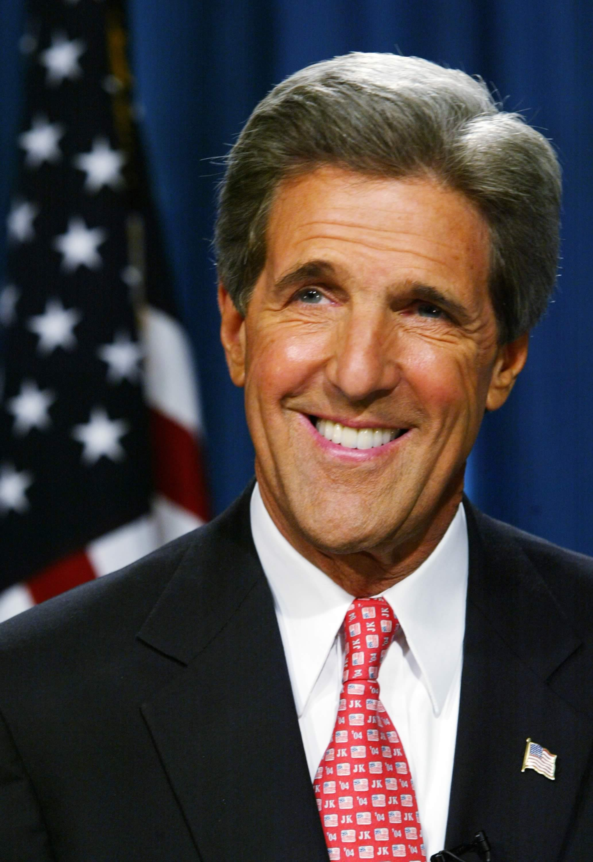 a biography of john kerry a president of the united states