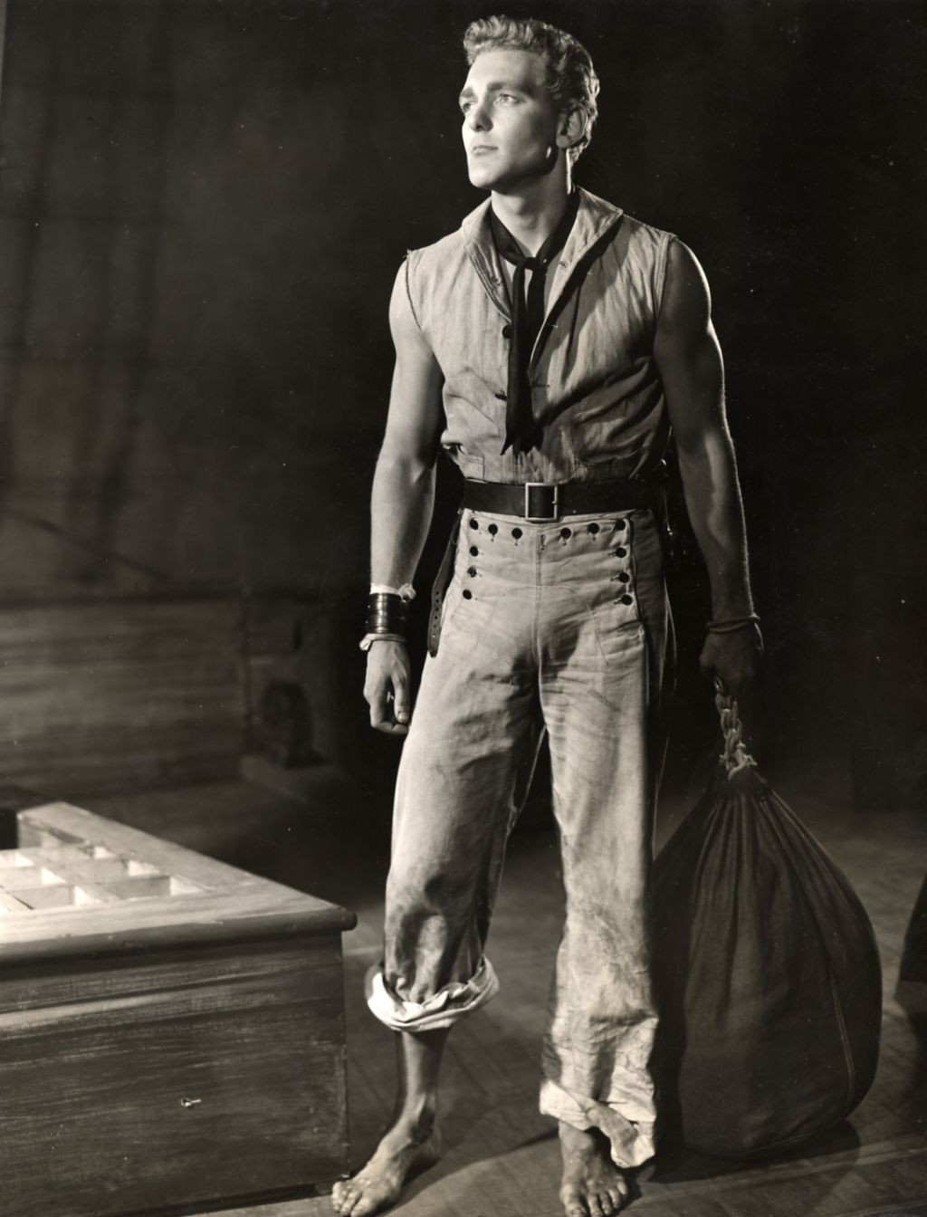 billy budd essay  english actor charles nolte as the title character in the broadway production of billy budd
