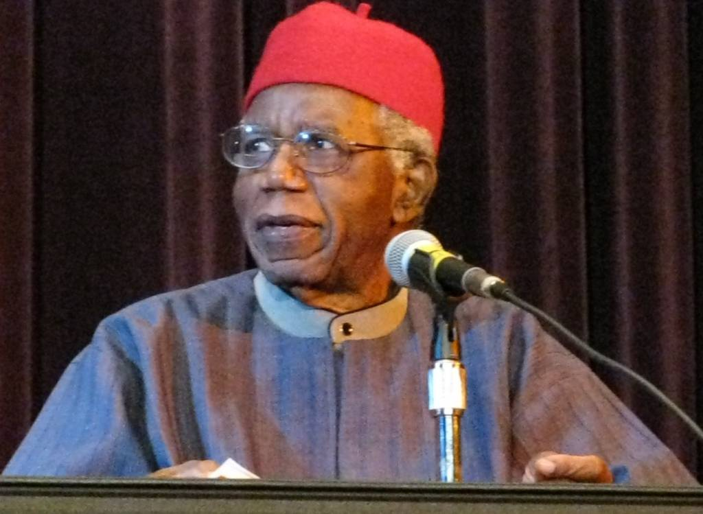 chinua achebe essays