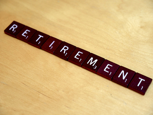 Essay on saving for retirement