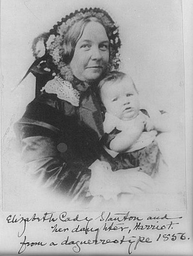 thesis statement on elizabeth cady stanton Contextualizing the woman's bible: elizabeth cady stanton's approach to  all  of her support and encouragement throughout the writing of this thesis  cady  stanton claims adherence to both philosophies in the opening statement of her.