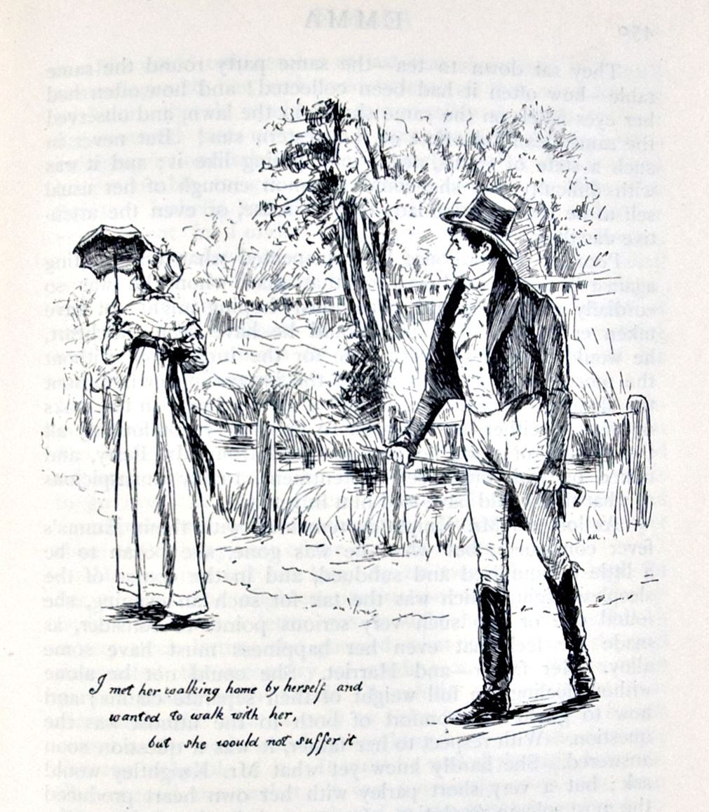 jane austens emma essay Everything you need to know about the writing style of jane austen's emma, written by experts with you in mind.
