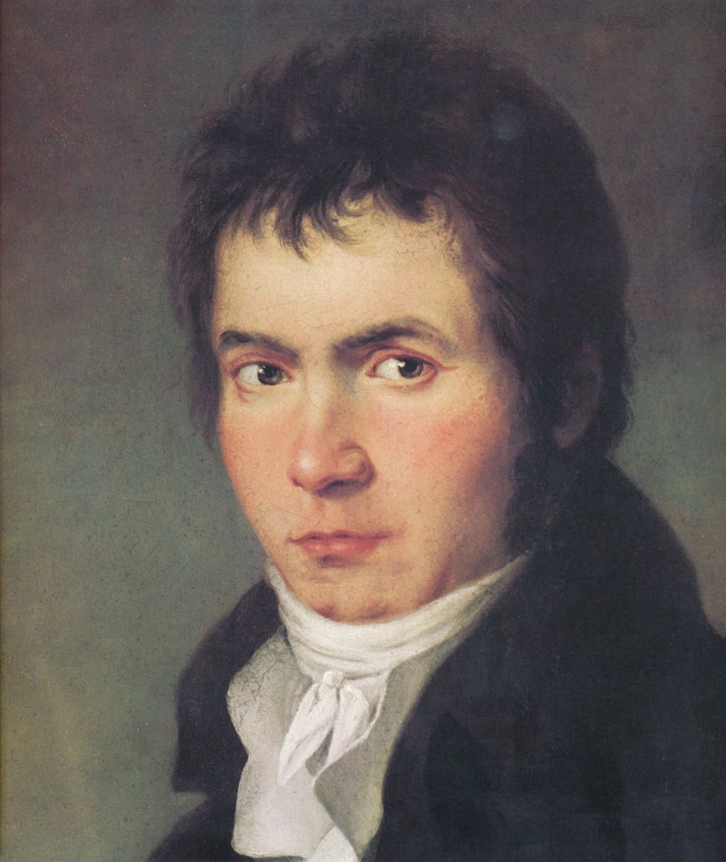 a biography and life work of ludwig von beethoven a german composer Here are 10 unknown and interesting facts about ludwig van beethoven that  here are 10 interesting facts about ludwig van  of his life, beethoven's temper had.