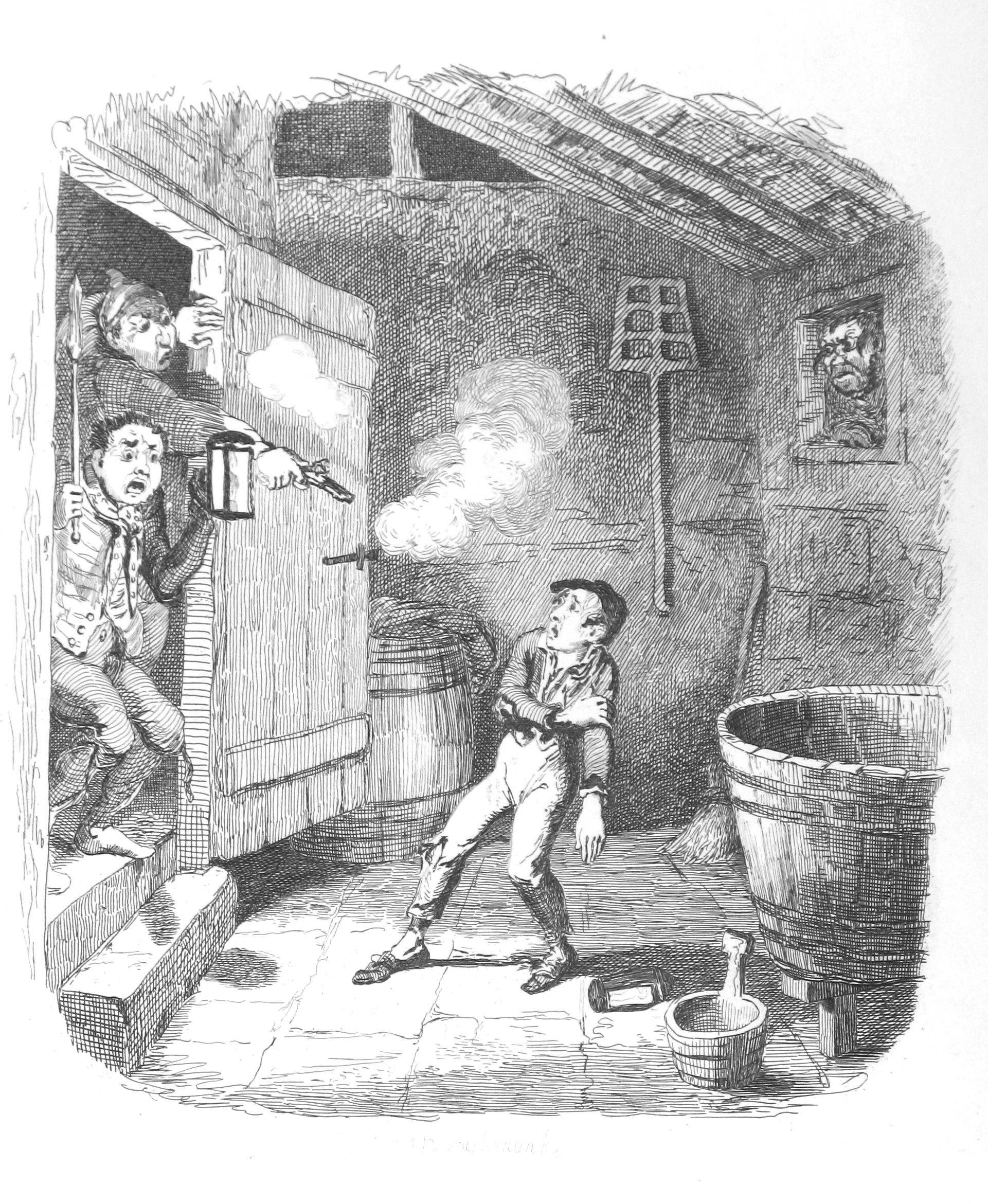 compassion in oliver twist discusses three characters who express  copy of the cruikshank drawing from charles dickens oliver twist