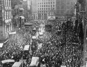 an essay on the boston police strike in 1919 Boston police strike, (1919), strike of about 80 percent of boston's police force  protesting the opposition to their attempt to organize a union.