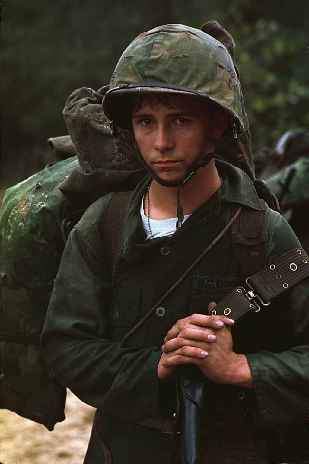 was the vietnam war justified essay Free essay: the first example of a justified war brings us to the revolutionary comparing military operations in vietnam war more about a justifiable war.
