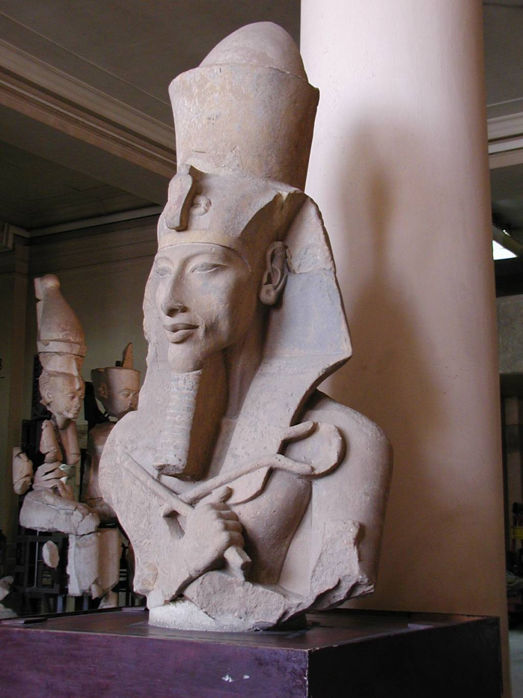 amenhotep iv and art and religion essay