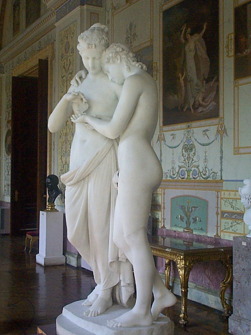 cupid psyche to beauty the beast