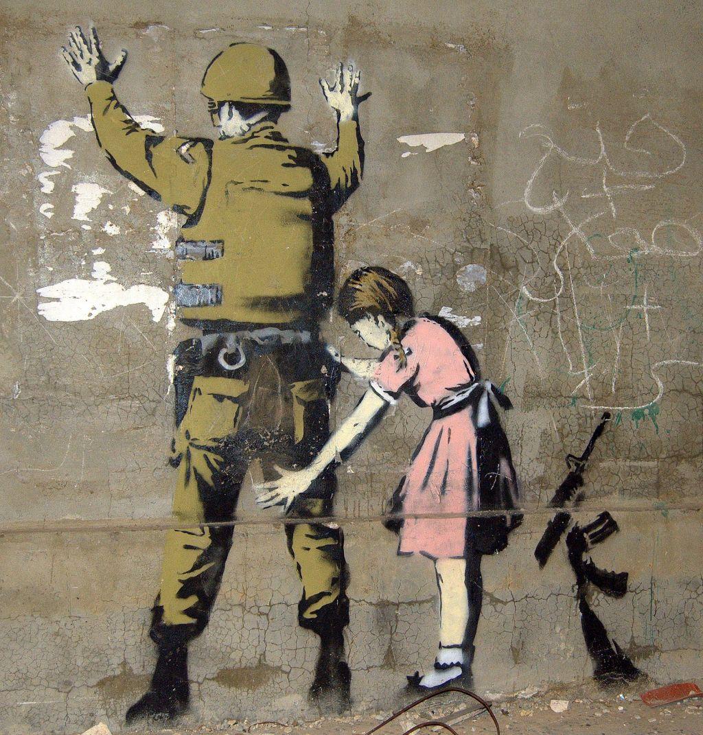 should graffiti be considered art persuasive speech