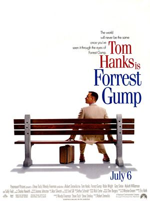 forrest gump themes techniques and meanings   writework forrest gump
