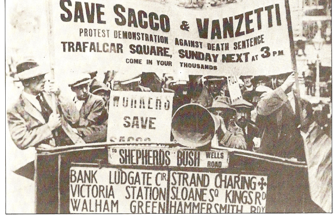 sacco and vanzetti trial essay The trial of nicola sacco and bartolomeo vanzetti in the 1920s was an important trial for american history these two men were charged with murder during an armed robbery, and found guilty and executed by electric chair the entire trial was filled with problems, ranging from biased opinions of the .