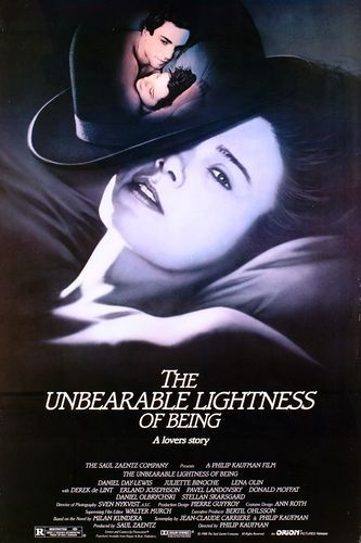 unbearable lightness of being essay The unbearable lightness of being what the reader understands of the infidelity of milan kundera's characters in the unbearable lightness of being is a mere distraction from the real substance of the story and of the character's real purpose.