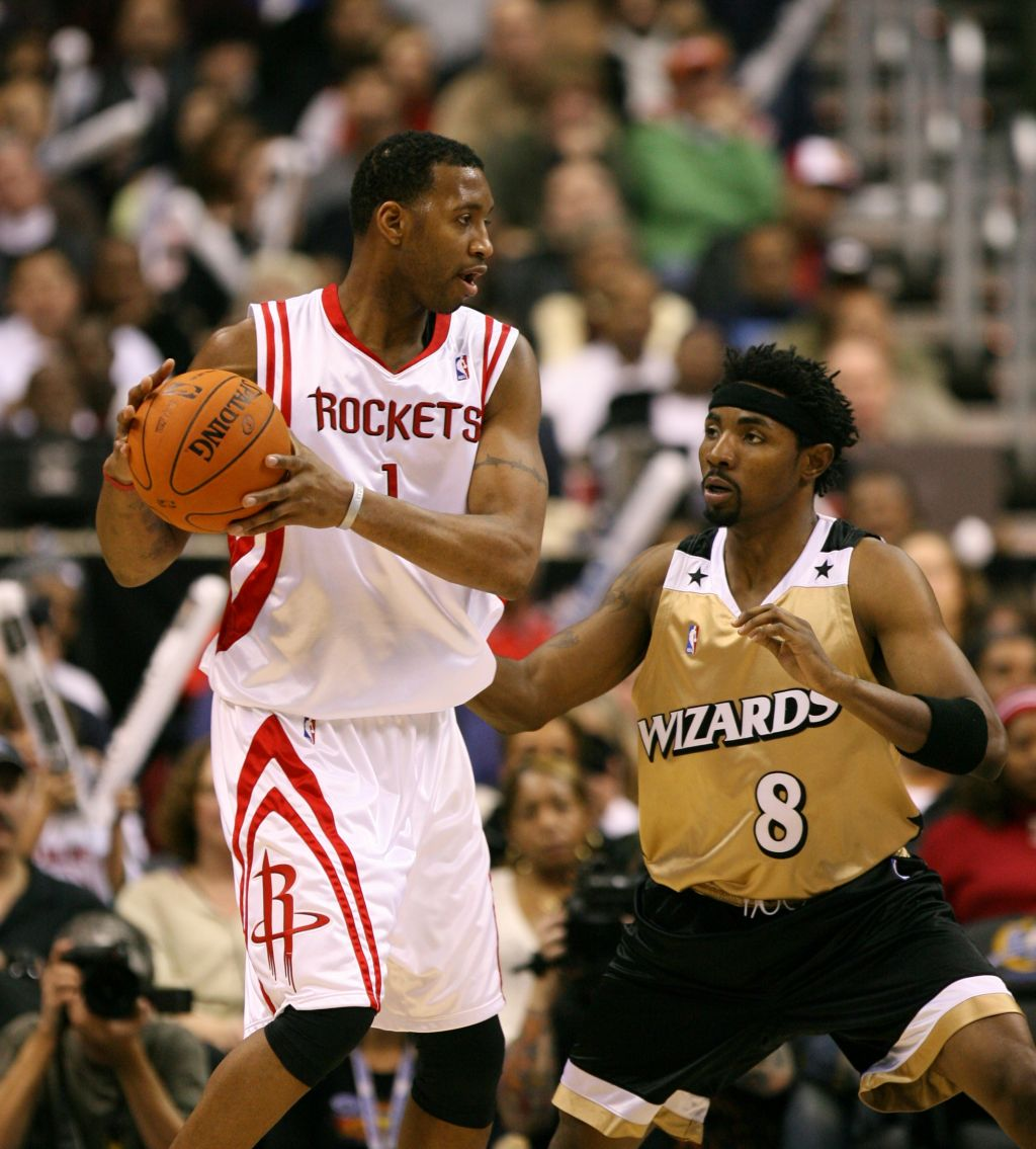 vince carter and tracy mcgrady relationship
