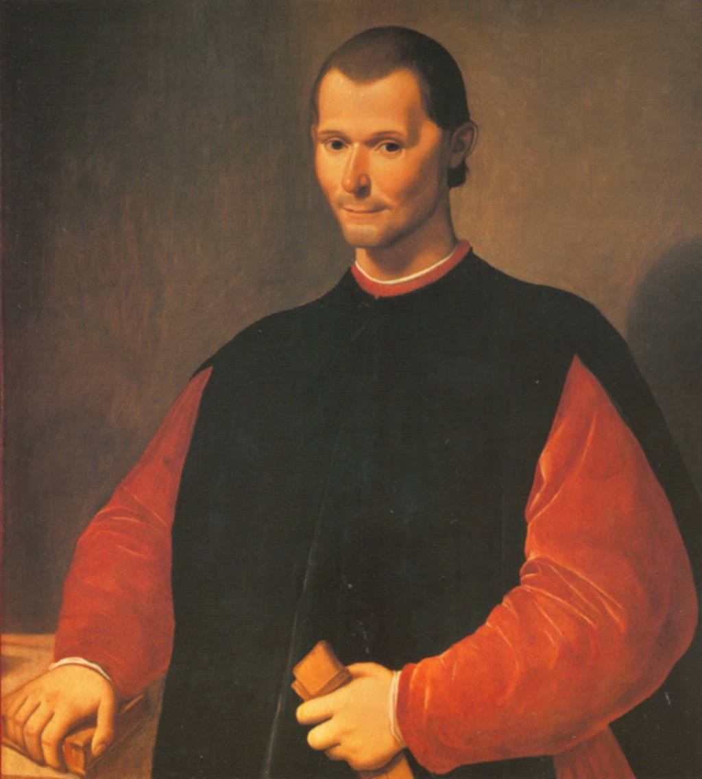 machievelli in the lord of the flies the power of fear writework famous posthumous portrait of niccolatildesup2 machiavelli 1469 1527