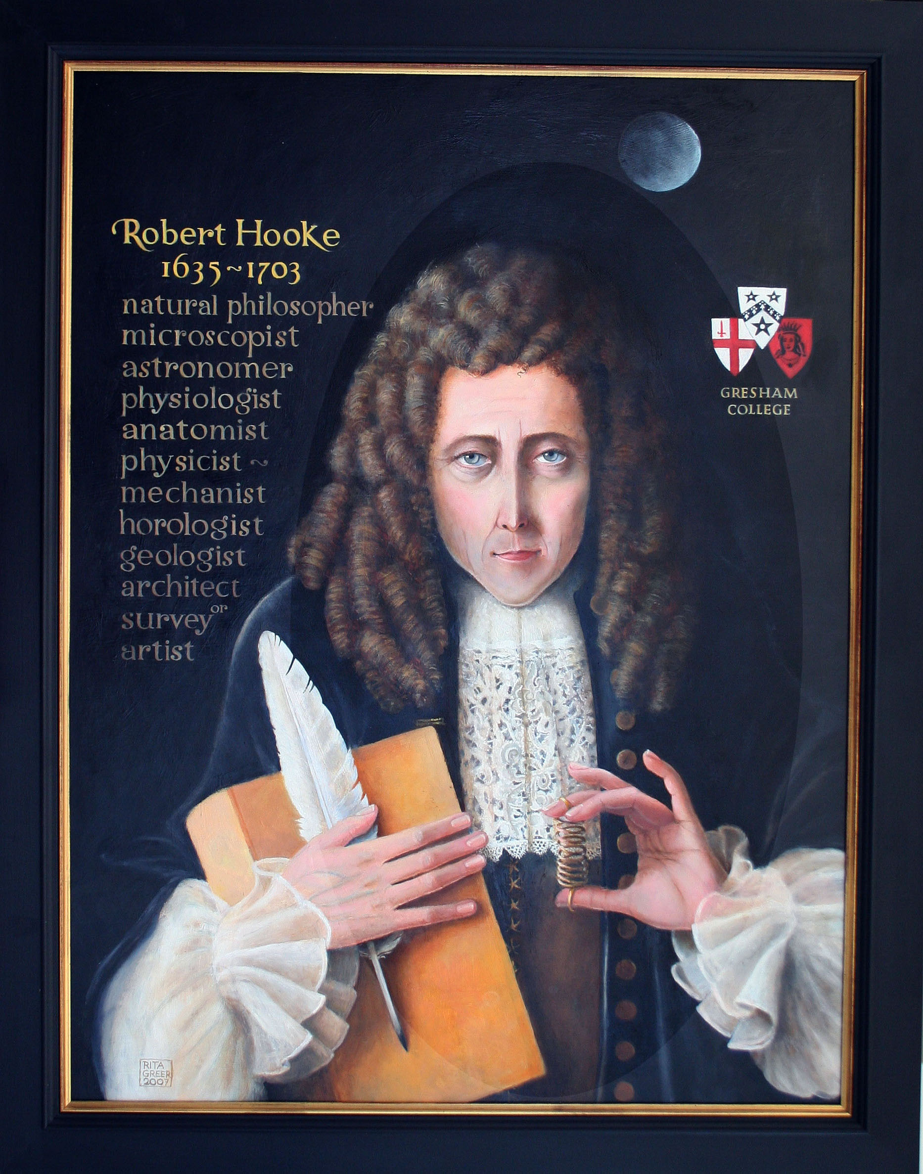 essay on robert hooke Robert hooke, the man who suffered from smallpox at a young age and was not expected to live more than a few years, later grew up to attend the prestigious university of oxford where he click the button above to view the complete essay, speech, term paper, or research paper.