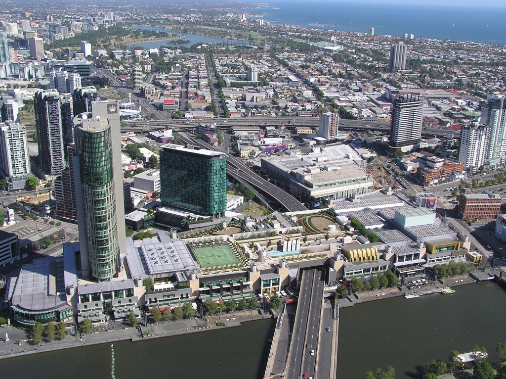 an analysis of the crown towers hotel in melborune
