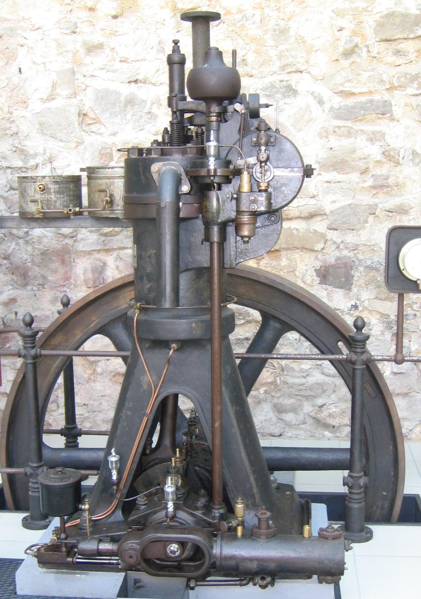 Rudolf Diesel WriteWork – Diesel 12 Cylinder Engine Diagram