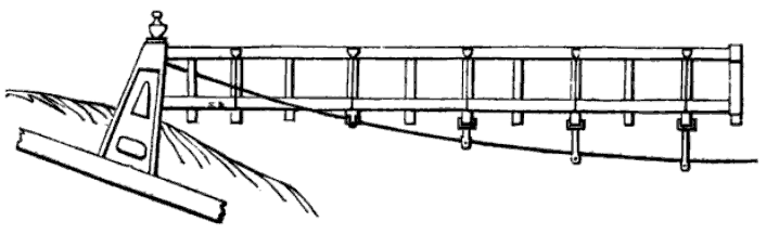 How to write a bridge in english