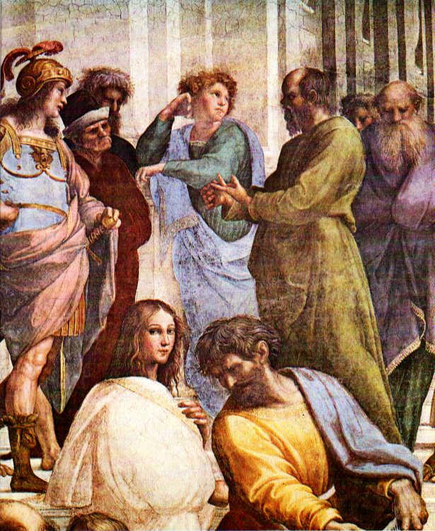 athenian thesis melian dialogue