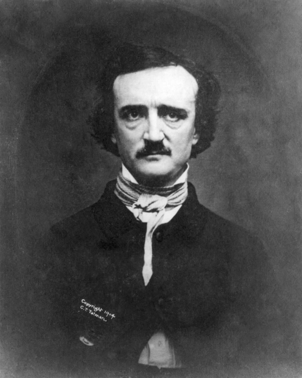writing styles in the tell tale heart by edgary allen poe writework 1848 daguerreotype of edgar allan poe at 39 a year before his death