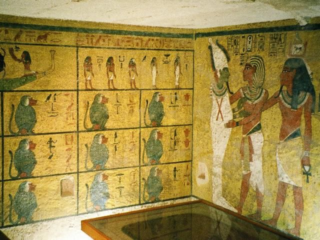 tutankhamun tomb
