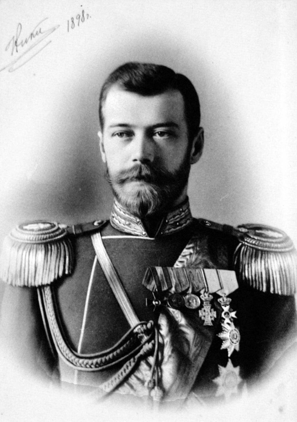 why couldn t the regime of nicholas ii reform itself in the years english photo taken by a a pasetti of tsar nicholas ii of russia near age