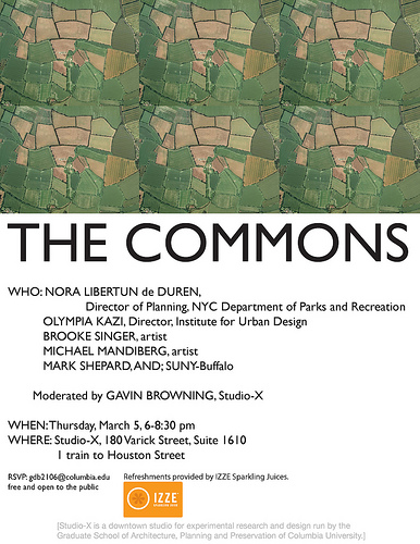 response to garrett hardin s article lifeboat ethics the case  the commons at studio x