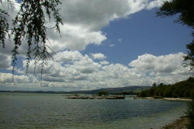 describe the variations in accommodation types you have seen in rotorua