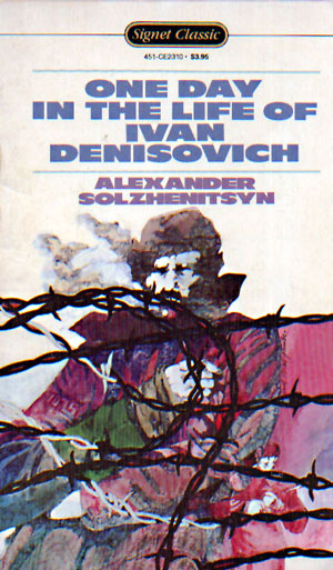 one day in the life of ivan denisovich by alexander solzhenitsyn one day in the life of ivan denisovich by aleksandr solzhenitsyn in contrast to such