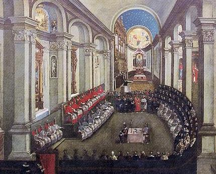 what was the importance of the council of trent essay The council of trent (1545–1563), the catholic church's attempt to put its house  in  us the complicated history of one of the most important ecumenical councils  ever  this is more than an essay on theological disputation it is an excellent.