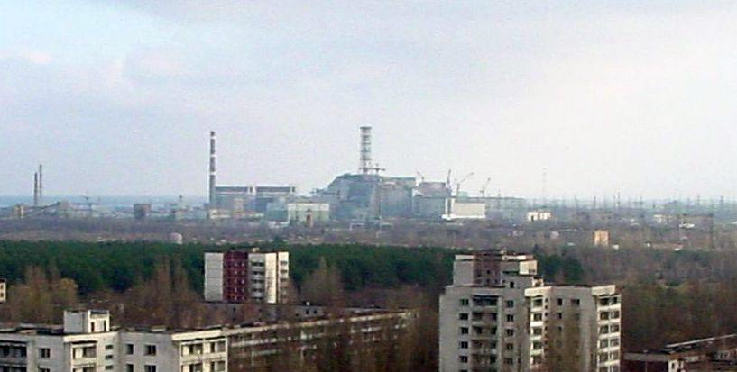 Chernobyl essay